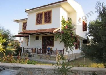 Datça Satılık Villa Yazlık Konut Ev