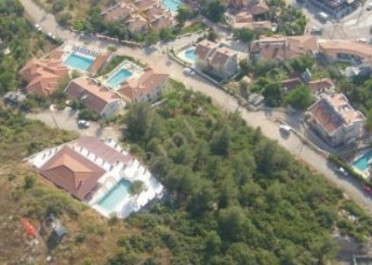 Castle Villa For Sale in Fethiye