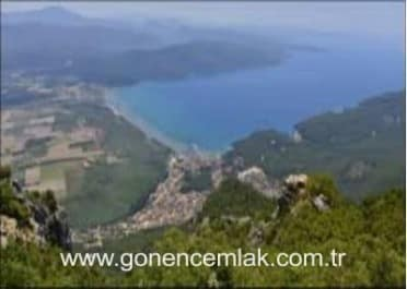 Land For Sale İn Gokova Turkey