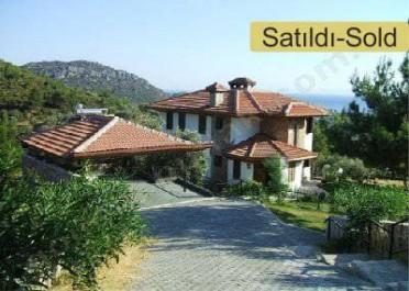 Satılık Villa Müstakil Ev Datça