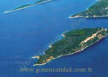 Island For Sale in Gokova Turkey
