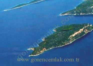 Satılık Ada Gökova
