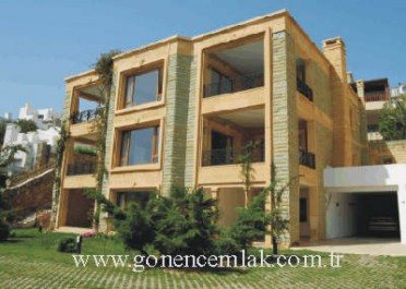 Sea Viewed Residence For Sale in Bodrum