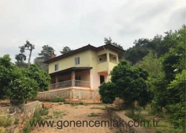 Gökova Akçapınar satılık köy evi