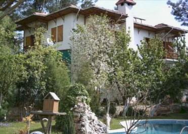 Villa for rent in Turkey