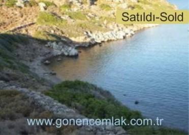 Selimiye Denize Sıfır Satılık Arsa