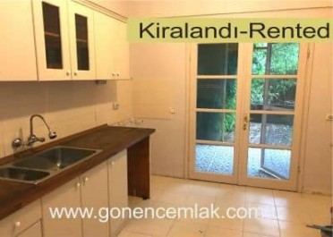 Villa For Rent Located in Armutalan