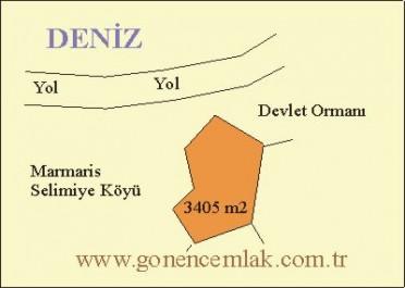 Selimiyede satılık Arsa Gayrimenkul