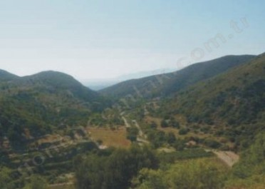 Great Plot of Land For Sale in Datca