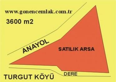 Marmaris Satılık Arsa Turgut