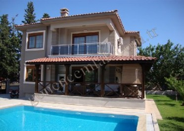Satılık Villa Marmaris