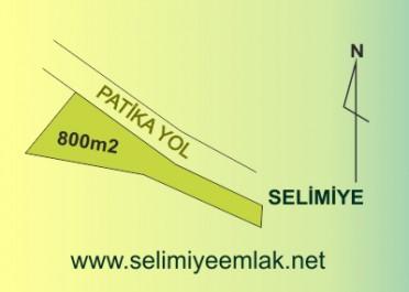Selimiye Satılık Arazi Arsa