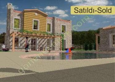Satılık Villa Selimiye Marmaris