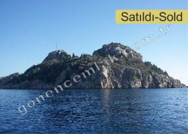 Island For Sale in Turkey