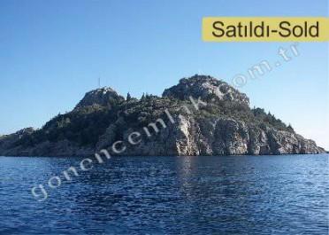 Satılık Ada Marmaris