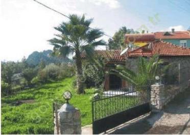 Marmaris Hisarönü Satılık Villa Köy Evi