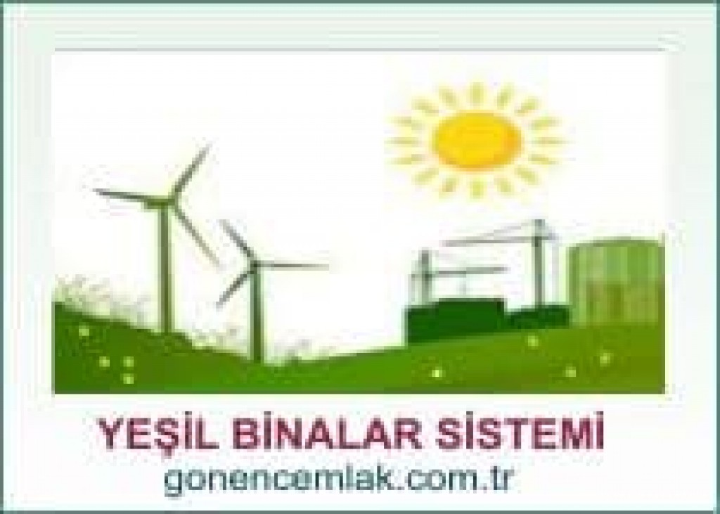 Yeşil Binalar Sistemi