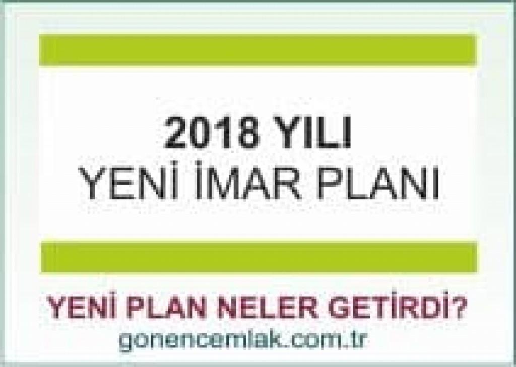 Yeni İmar Planı