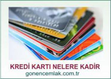 kredi kartı itibarınızdır